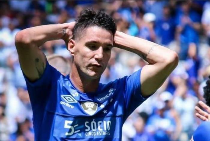 Thiago Neves: de saída