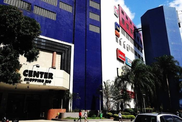 Center Shopping, em Jacarepaguá, na Zona Oeste