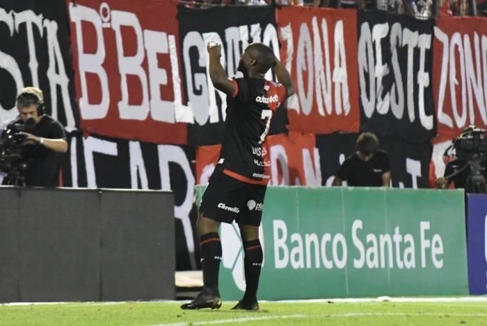 Luis Leal autor do gol