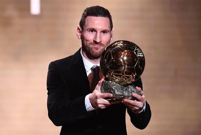 Messi é o melhor do mundo
