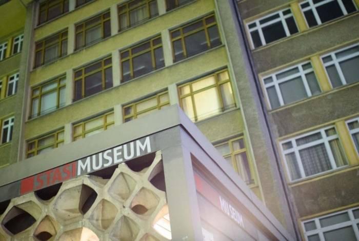 Museu da Polícia Secreta da Alemanha Oriental, conhecida como Stasi, foi furtado no último domingo