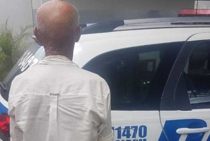 Identidade do 'vovô do tráfico' não foi revelada