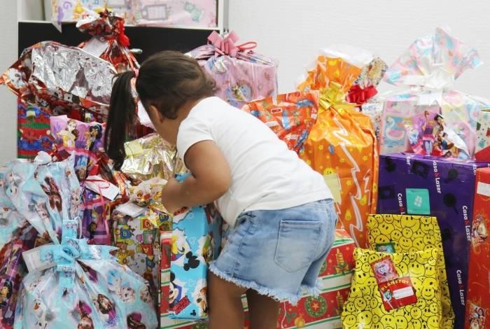 Em campanha de Natal, 46 colaboradores da Naturgy foram voluntários e 67 brinquedos novos foram doados