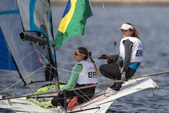 As brasileiras Martine e Kahena querem a sexta conquista em 2019