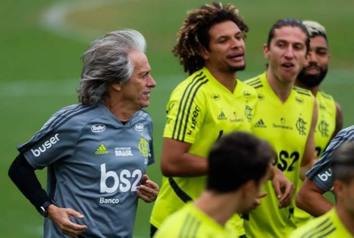 Flamengo de Jorge Jesus