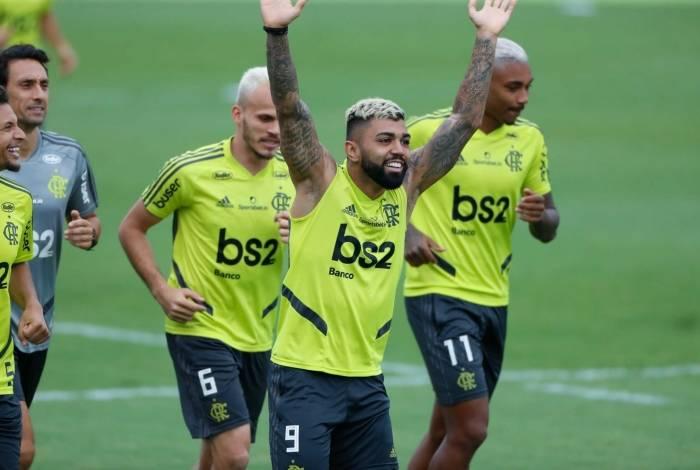 Artilheiro do Brasil, Gabigol já marcou 42 vezes na atual temporada