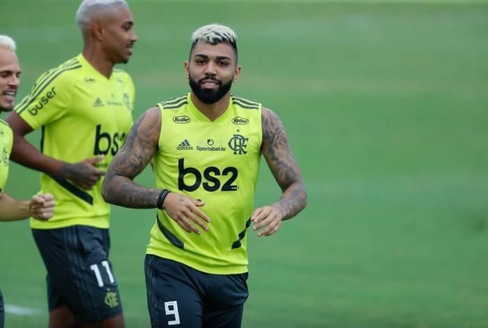 O Flamengo melhorou a sua proposta para continuar com Gabigol