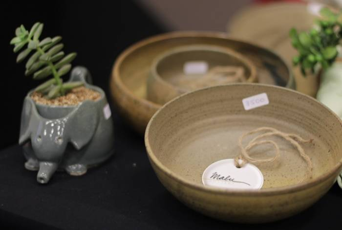 O bazar oferecerá artigos de decoração e sugestões de presentes