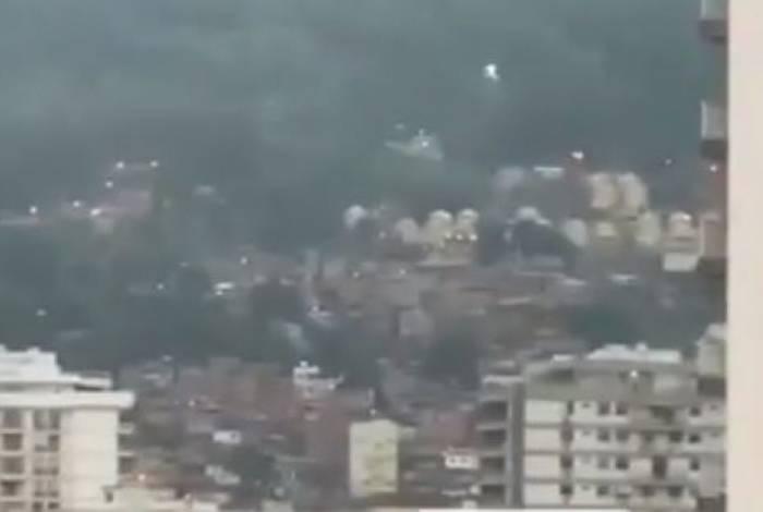 Operação na comunidade do Salgueiro, na Tijuca, tem dois homens detidos
