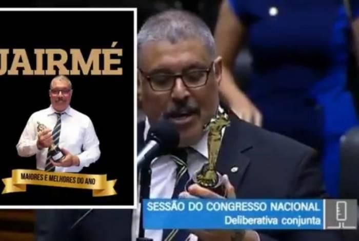 Com 77% dos votos, Frota foi escolhido como o 'maior arrependido' por página no Twitter