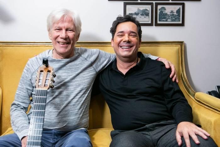 Luiz Cláudio Ramos e Luís Martins.