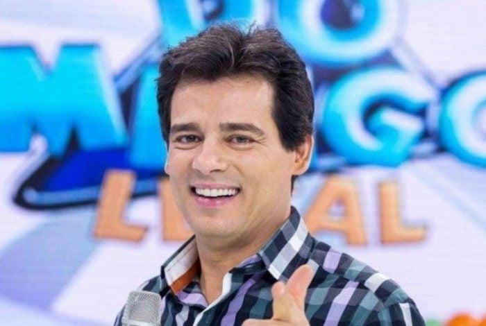 Celso Portiolli é vítima de golpe na internet