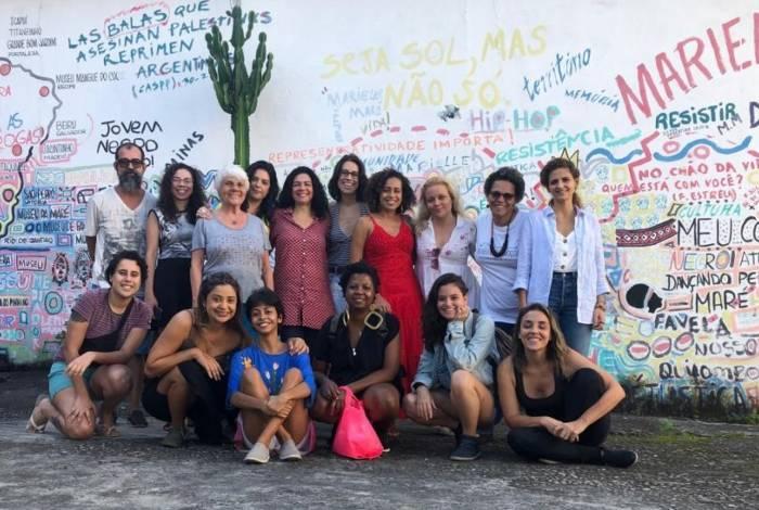 Projeto Coletivona celebra um ano na Maré