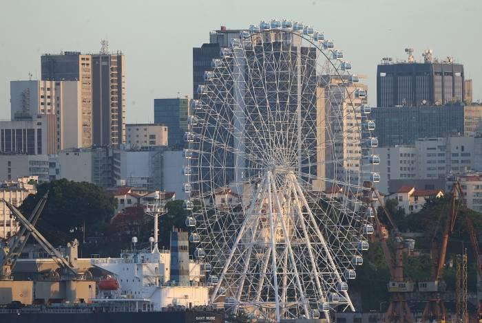Roda Gigante - Rio Star