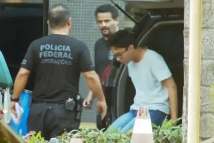 Luiz Molição foi preso na Operação Spoofing