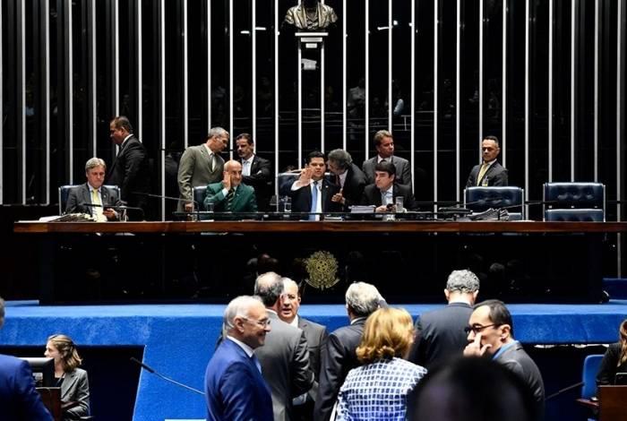 Plenário do Senado aprova reestruturação das carreiras militares