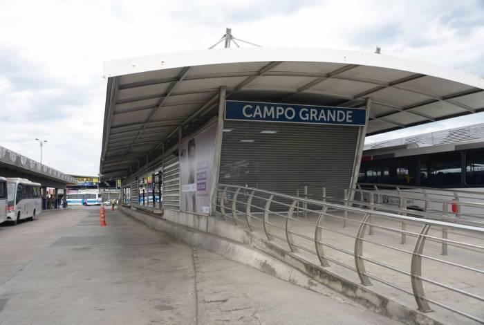 Estação de Campo Grande reformada