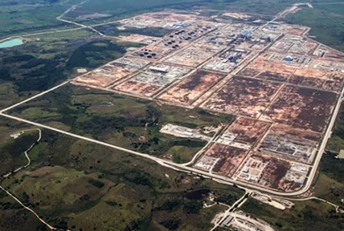 O Comperj abrigará a maior unidade de processamento de gás natural do país, com capacidade de processar 21 milhões de m³ por dia