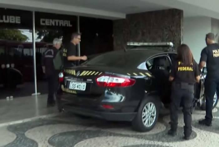 Perito foi preso em Icaraí, Niterói