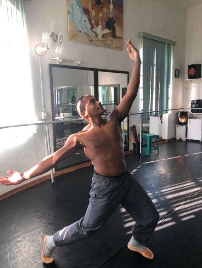 Rômulo Mello se apaixonou pela dança aos 17 anos e já se apresentou até para o ex-presidente Lula