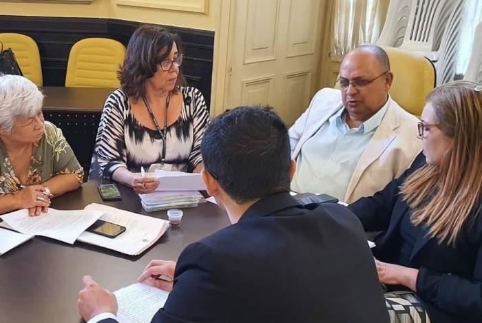 Vereador Celio Luparelli (DEM) preside a Comissão de Educação da Câmara Municipal