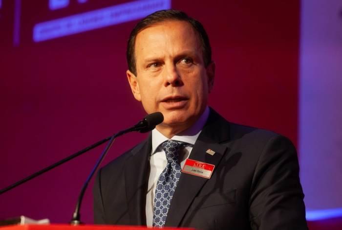 Governador de São Paulo, João Doria cria medida de incentivo ao distanciamento social