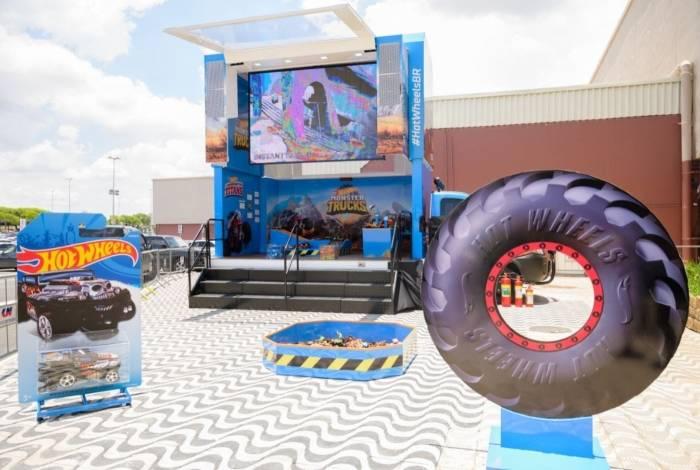 Turnê de Hot Wheels Monster Trucks chega ao Rio de Janeiro com exibições gratuitas