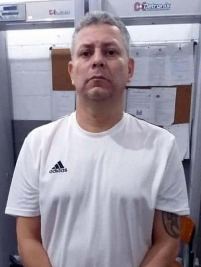 Cubano está preso em Bangu 3, onde cumpre pena de 72 anos de prisão por tentativa de extorsão, mediante sequestro