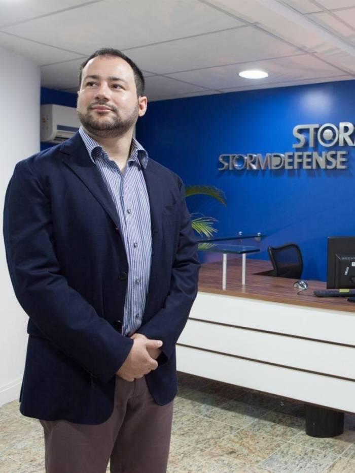 Wanderley de Abreu Jr., fundador da Storm Group