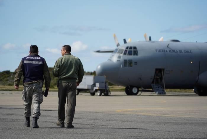 Buscas por avião desaparecido no Chile continuam nesta quarta-feira