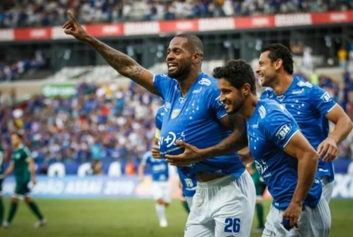 Elenco do Cruzeiro possui a segunda maior folha salarial do Brasil, atrás somente do Palmeiras