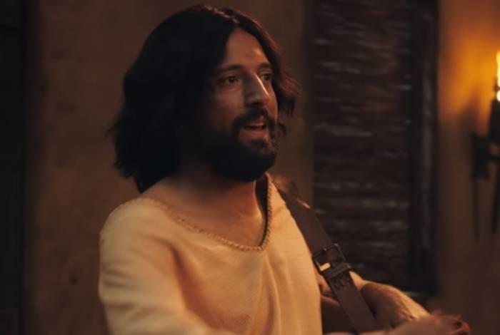 Cena do filme 'Especial de Natal Porta dos Fundos 2019: A Primeira Tentação de Cristo'