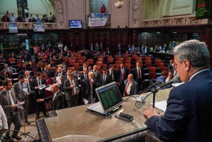 Deputados fecharam acordo sobre projetos dos fundos nesta quinta-feira