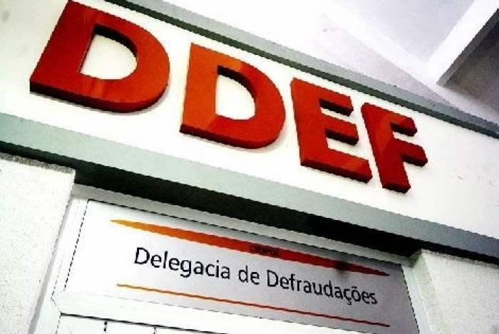 O caso foi encaminhado para a Delegacia de Defraudações, Jacarezinho