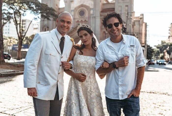 Antonia Morais e Sidney Sampaio serão protagonistas de 'A Força de um Sorriso'