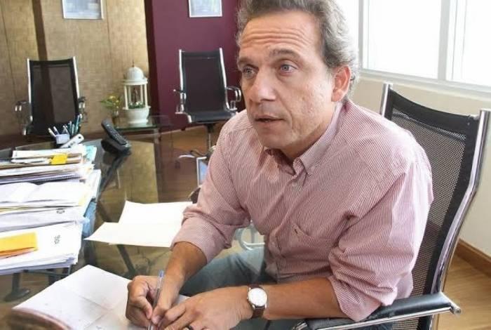 Prefeito de Macaé, Dr. Aluízio dos Santos