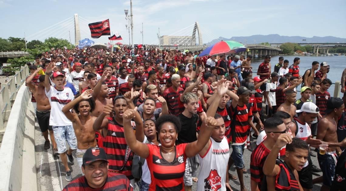 Torcedores do Flamengo