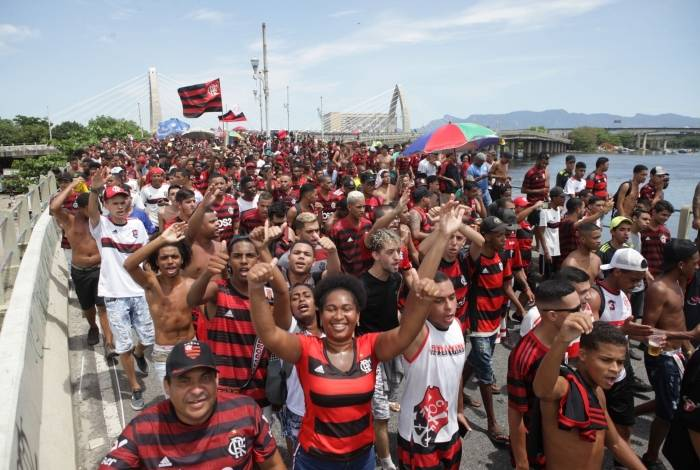Torcedores do Flamengo