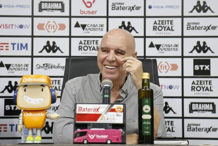 Valdir Espinosa quer o Botafogo como campeão novamente