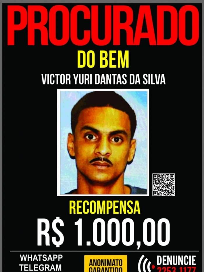 Do Bem: recompensa de R$ 1 mil