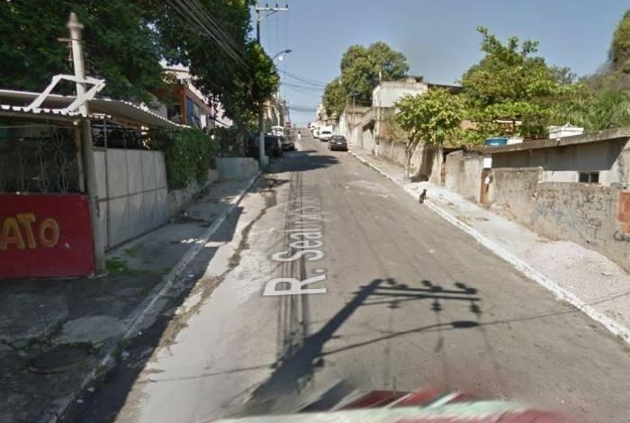 Rua Seabra Sobrinho