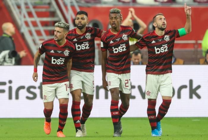 Flamengo enfrentará o Liverpool na final do Mundial de Clubes