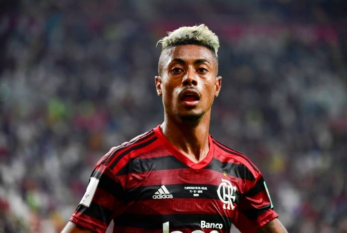 O atacante Bruno Henrique foi o nome do Flamengo na vitória sobre o Al Hilal