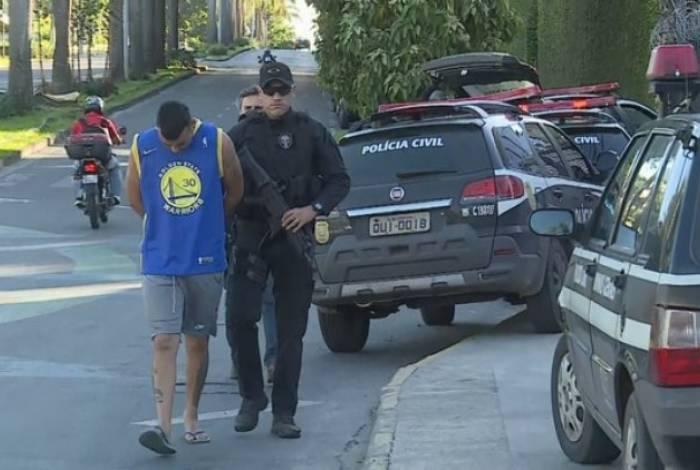 Integrantes de organizada do Cruzeiro são presos em Minas