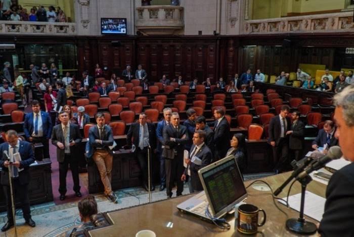 Deputados da Assembleia Legislativa do Rio aprovaram desvinculação dos fundos no fim de 2019