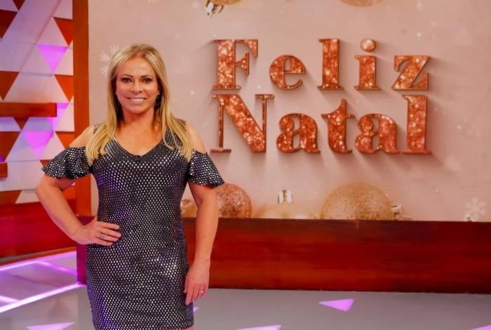 Christina Rocha no 'Casos de Família' especial de Natal