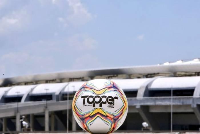 Bola do Campeonato Carioca de 2020
