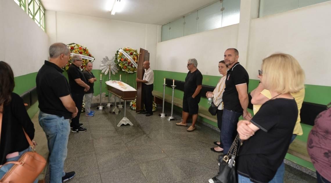Zilda Cardoso é velada em São Paulo