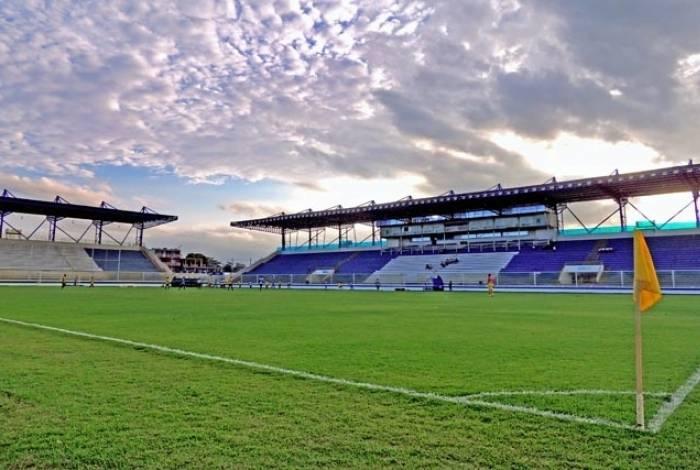 A reabertura do estádio será entre Macaé Esporte e Nova Iguaçu, no próximo dia 28, às 15h, pela Seletiva do Carioca