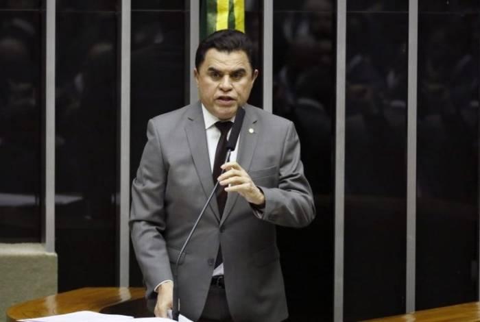 O deputado José Wilson Santiago